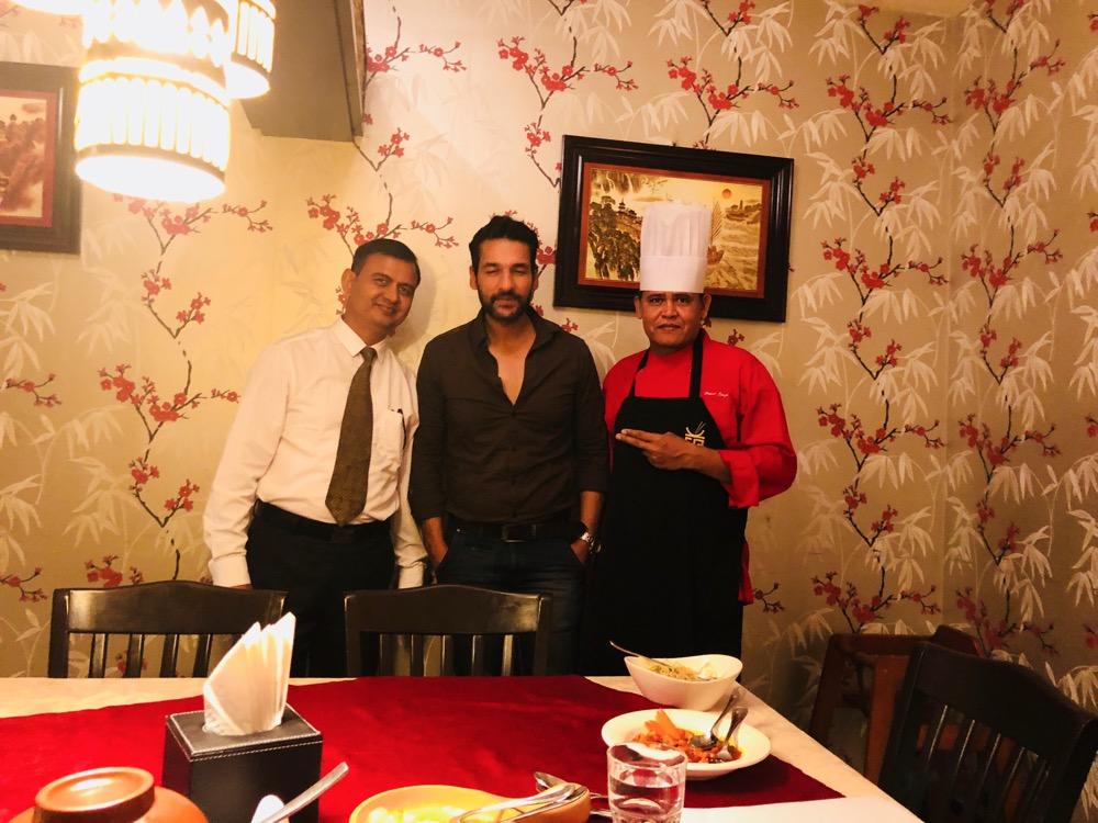 Royal Shanghai Kitchen Restaurant Review Umesh Pherwani